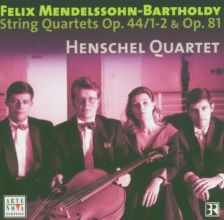 Mendelssohn String Quartets, Vol 3