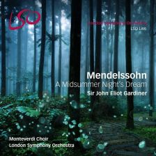 LSO0795. MENDELSSOHN A Midsummer Night's Dream