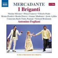 8 660343-44. MERCADANTE I Briganti