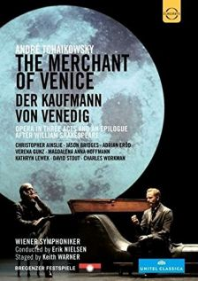 207 2708. A TCHAIKOVSKY The Merchant of Venice
