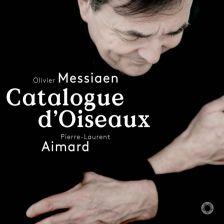 PTC5186 670. MESSIAEN Catalogue d'oiseaux (Aimard)