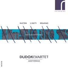 RES10150. HAYDN; LIGETI; BRAHMS String Quartets
