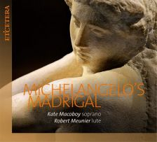 KTC1623. Kate Macoboy: Michelangelo's Madrigal