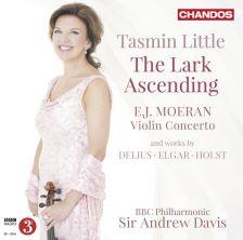 CHAN10796. MOERAN Violin Concerto. Tasmin Little