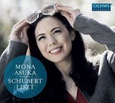 OC1871. Mona Asuka: Schubert, Liszt