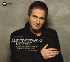 9029 57242-2. MOZART Piano Concertos Nos 25 & 27