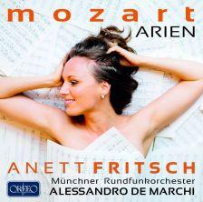 C903 161A. Anett Fritsch: Mozart Arias