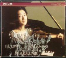 MOZART Complete Piano Sonatas – Uchida