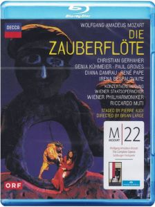074 3827. MOZART The Magic Flute