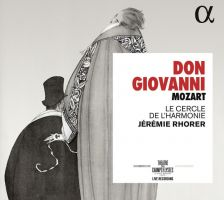 ALPHA379. MOZART Don Giovanni (Rhorer)