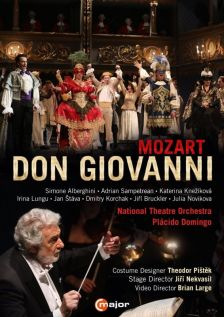 745208. MOZART Don Giovanni (Domingo)