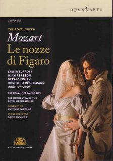 Mozart (Le) nozze de Figaro