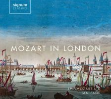 SIGCD534. Mozart in London