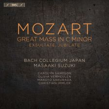 BIS2171. MOZART Mass in C minor. Exsultate Jubilate