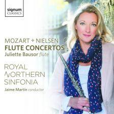 SIGCD467. MOZART; NIELSEN Flute Concertos