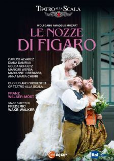 743180. MOZART Le nozze di Figaro (Welser-Möst)