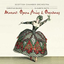 CKD460. MOZART Opera Arias and Overtures