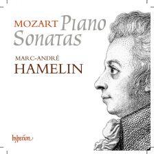 CDA68029. MOZART Piano Sonatas (Marc-André Hamelin)