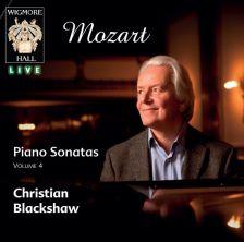 WHL0078/2. MOZART Piano Sonatas Nos 7, 11, 15 & 18