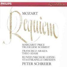 MOZART Requiem – Schreier