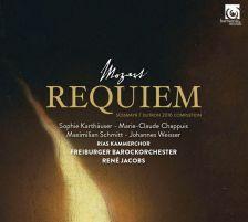 HMM90 2291. MOZART Requiem (René Jacobs)