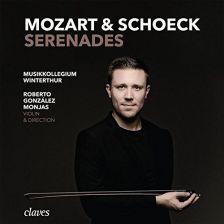 50-1710. MOZART; SCHOECK Serenades