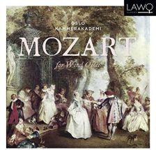 LWC1141. MOZART Serenades Nos 11 & 12