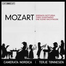 BIS2326. MOZART Serenades Nos 6 & 13