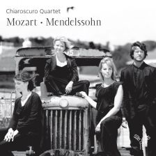 AP092. MOZART String Quartet No 15 MENDELSSOHN String Quartet No 2