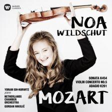 9029 58284-3. MOZART Violin Concerto No 5. Violin Sonata No 32