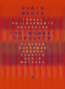 ACC20383. The Mumbai Concerts (Mehta)