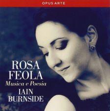 OACD9039D. Rosa Feola: Musica E Poesia
