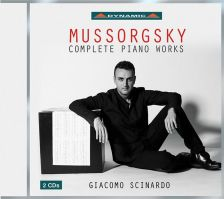 CDS7786. MUSSORGSKY Complete Piano Works