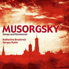 50601 9278 0581. MUSSORGSKY Songs and Romances