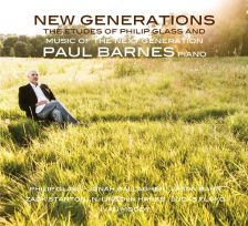 OMM0107. New Generations: The Etudes of Philip Glass