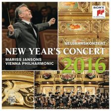 88875 174772. Vienna Philharmonic: New Year's Concert 2016