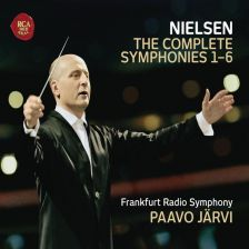 88875 17880-2. NIELSEN Complete Symphonies