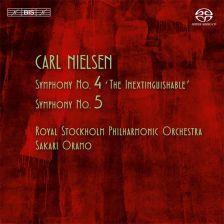 BIS2028. NIELSEN Symphonies Nos 4 & 5