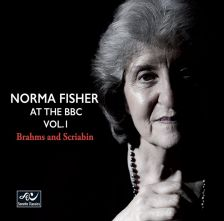 SONCLA003. Norma Fisher at the BBC Vol 1