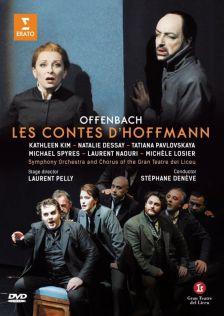 4636 914 0. OFFENBACH Les Contes d'Hoffmann
