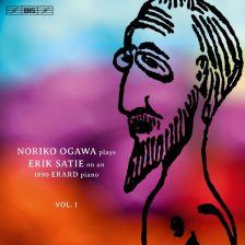 BIS2215. Noriko Ogawa plays Satie