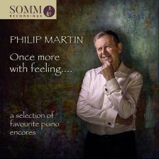 SOMMCD0176. Philip Martin: Once more with feeling...