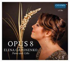 OC1884. Elena Gaponenko: Opus 8