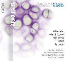 Pärt Te Deum & other choral works