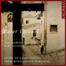 DCD34205. Pater peccavi: Music of Lamentation from Renaissance Portugal