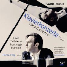 SWR19027CD. Piano Concertos Vol 2