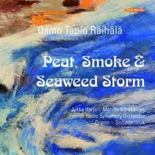 ABCD367. RÄIHÄLÄ Peat, Smoke and Seaweed Storm