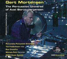 6 220608. The Percussion Universe of Axel Borup-Jørgensen