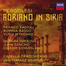 483 0004DHO3. PERGOLESI Adriano in Siria