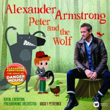 9029 57595-2. PROKOFIEV Peter and The Wolf RAWSTHORNE Practical Cats